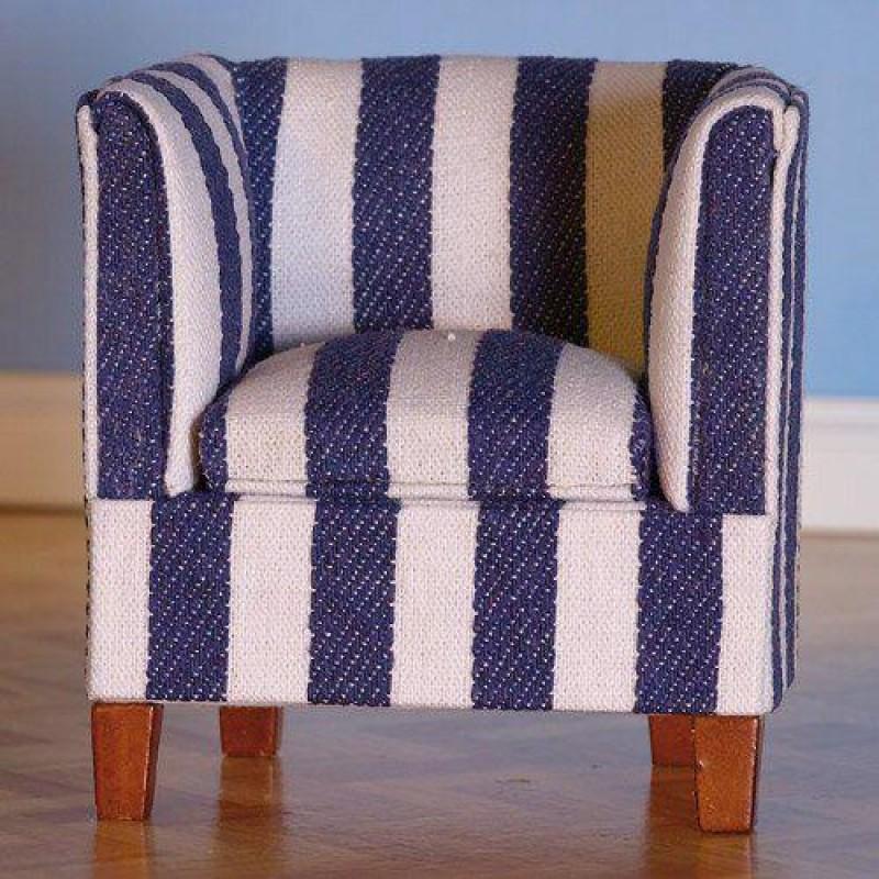 Stripe Tub Chair