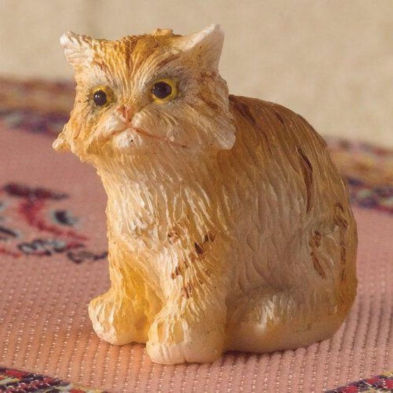 Posie, the Ginger Cat (PR)