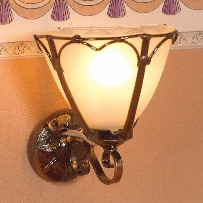 Art Nouveau Wall Light