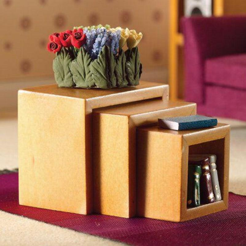 Modern Nest of Tables (L)