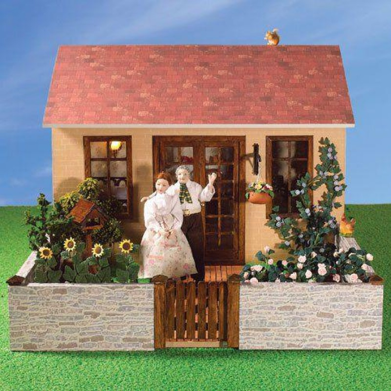 The Garden Pavilion Kit.
