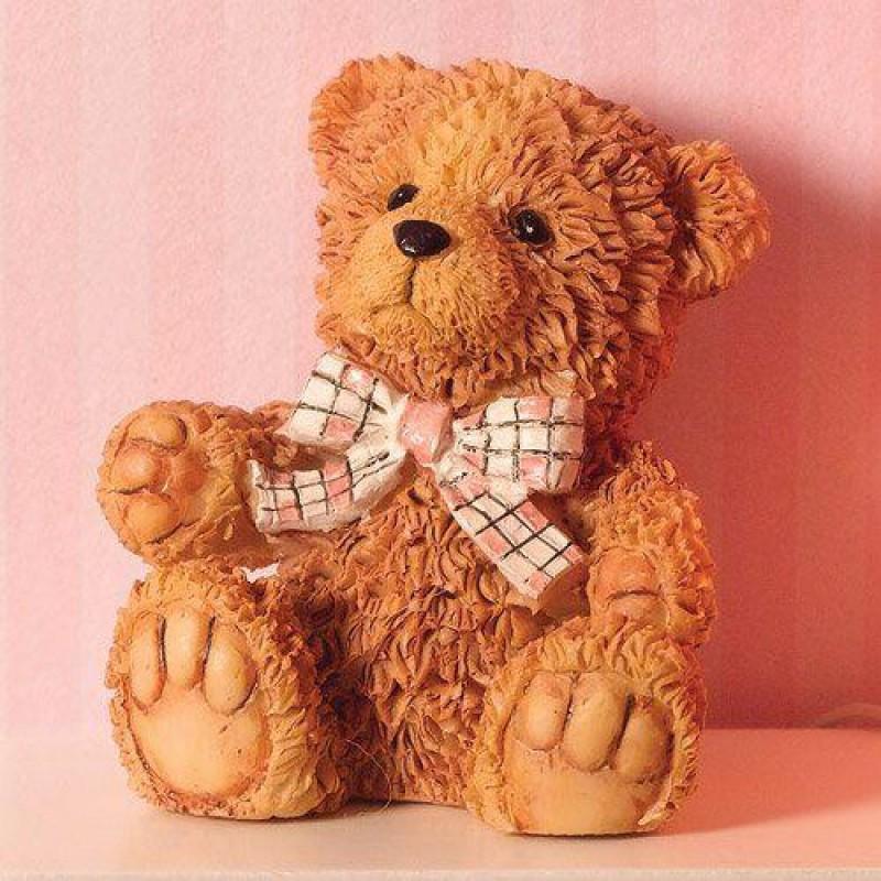 Billy Bear Teddy (PR)