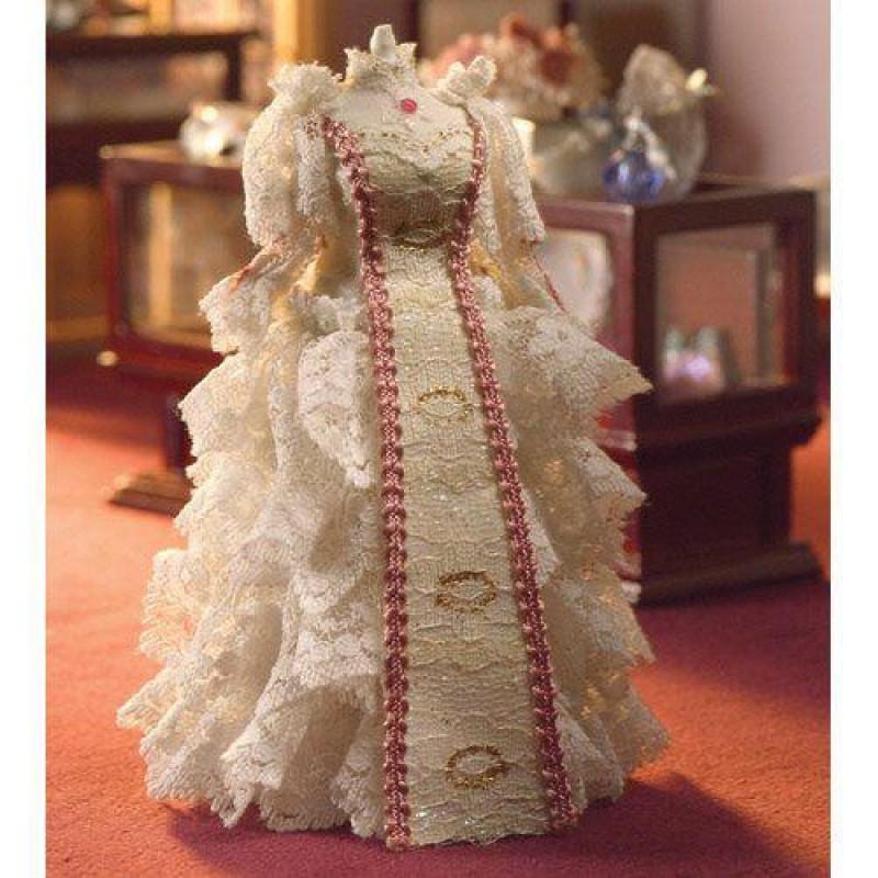 Cream Bridal Mannequin