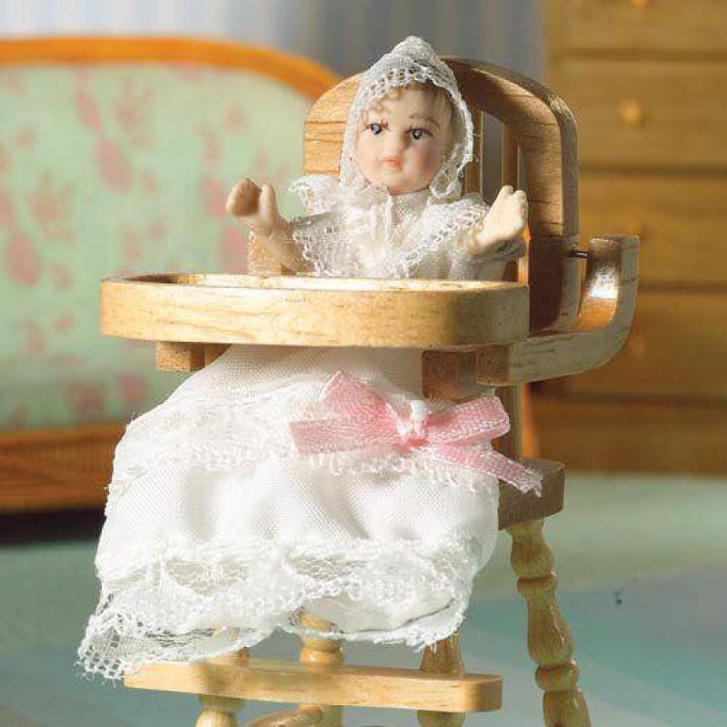 Baby Ada Doll, in Long Dress 85mm