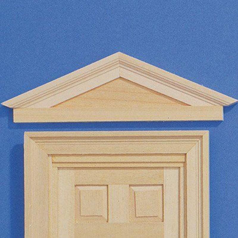 Wooden Portico 38 x 128 x 6mm