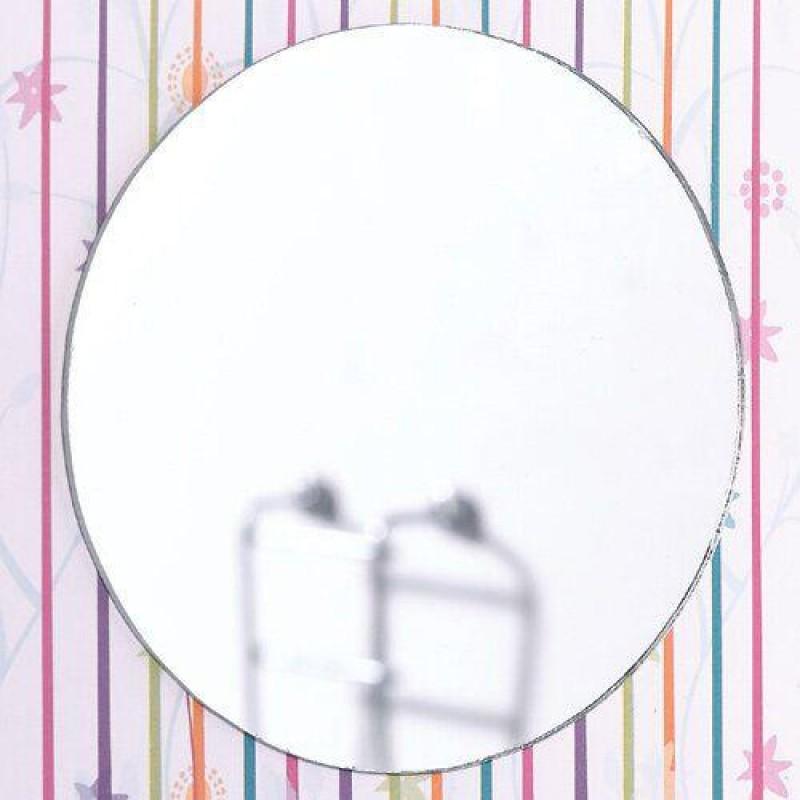 Large Round Mirror 90 x 90mm