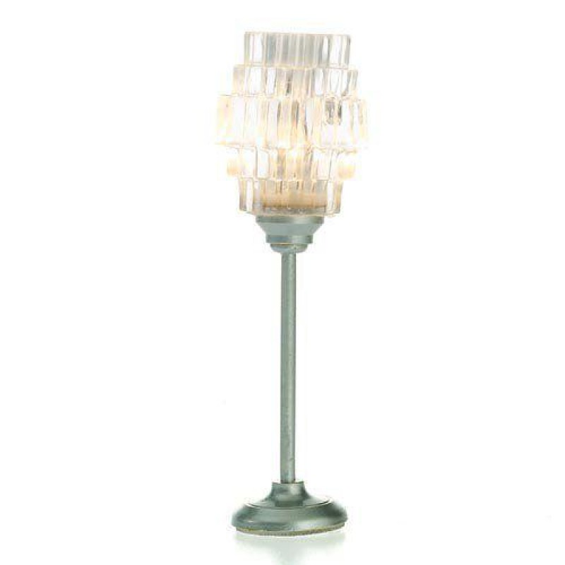 Art Deco Table or Ceiling Light 67 x 23mm