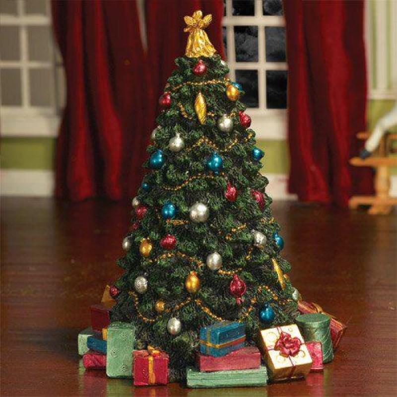Decorated Christmas Tree (PR) 175mm
