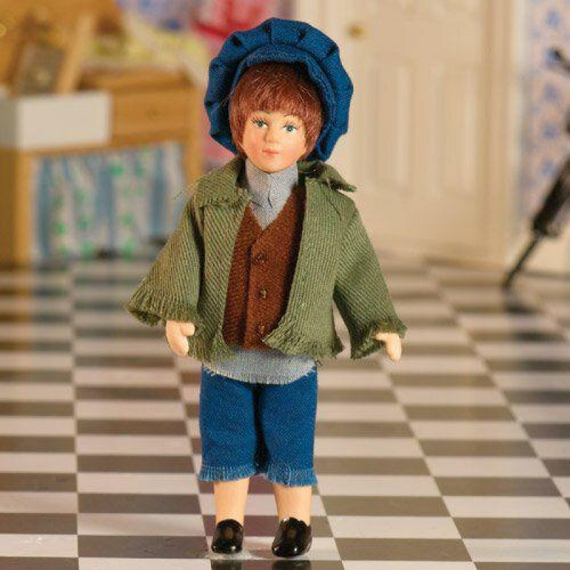 George the Urchin Doll 110mm
