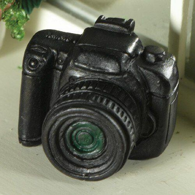 Black SLR Camera (PR)