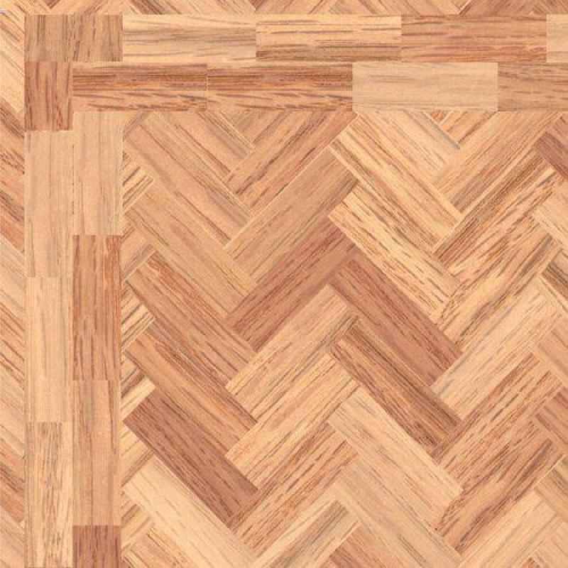 Polished Parquet Flooring Paper 430 x 600mm