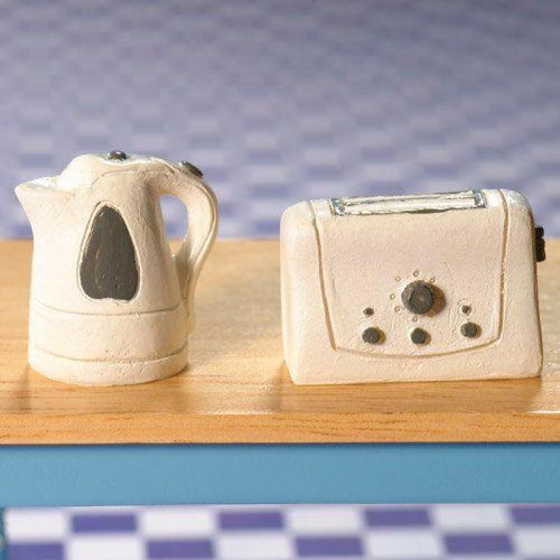 Modern Kettle & Toaster (PR)