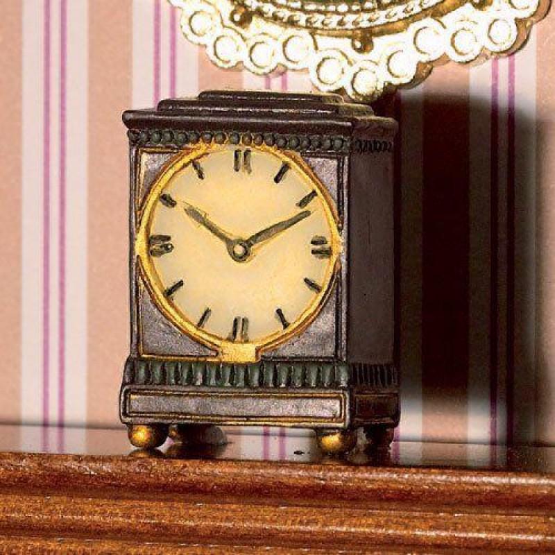 Georgian Mantel Clock