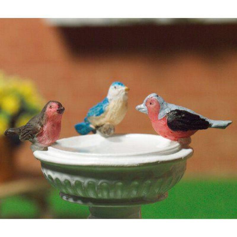 Set of Birds, 3 pcs (PR)