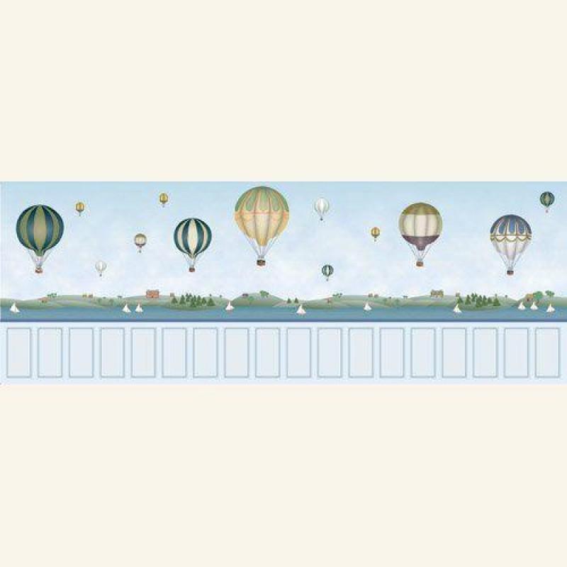 Balloon Mural Nursery Wallpaper 430 x 600mm