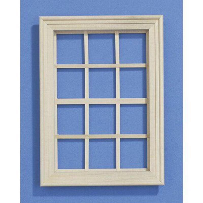 Medium Wooden Window