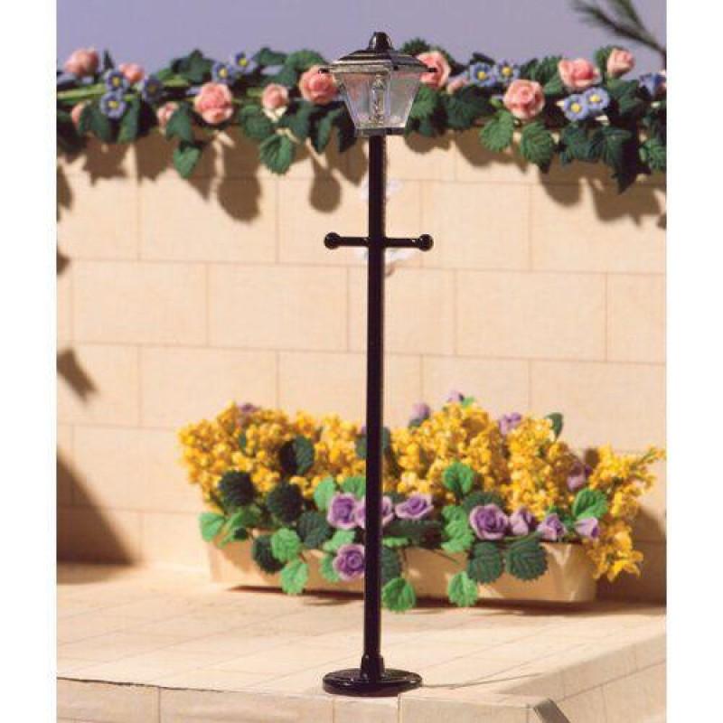 Small Victorian Street Lamp 130 x 19mm