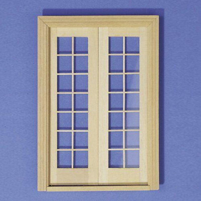 Classic French Door, to fit opening 190x128mm