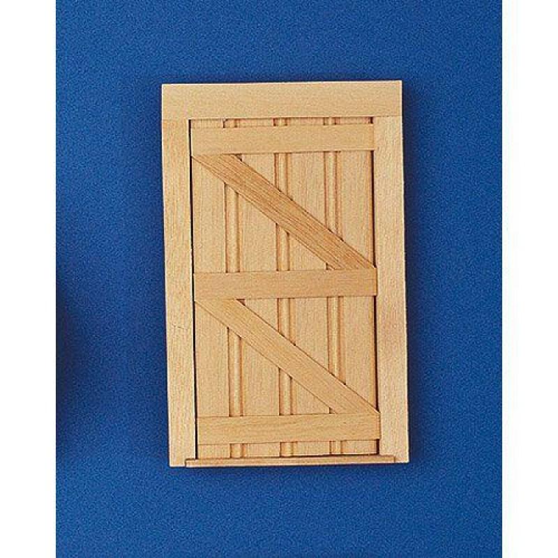 Lutyens Internal Wooden Door