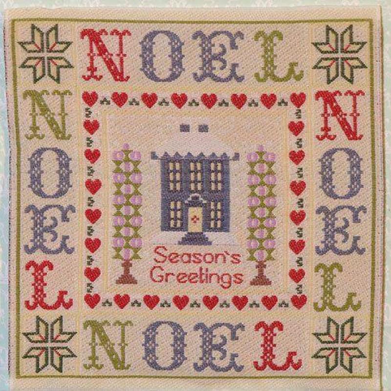 Christmas NOEL Sampler