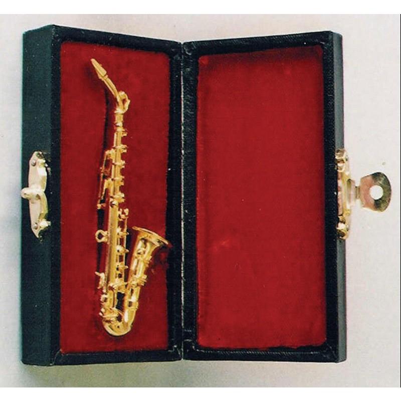 Alto Saxophone in Case