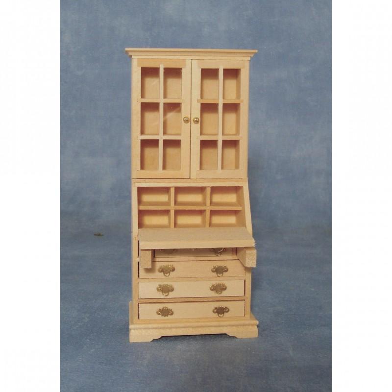 Bookcase Bureau