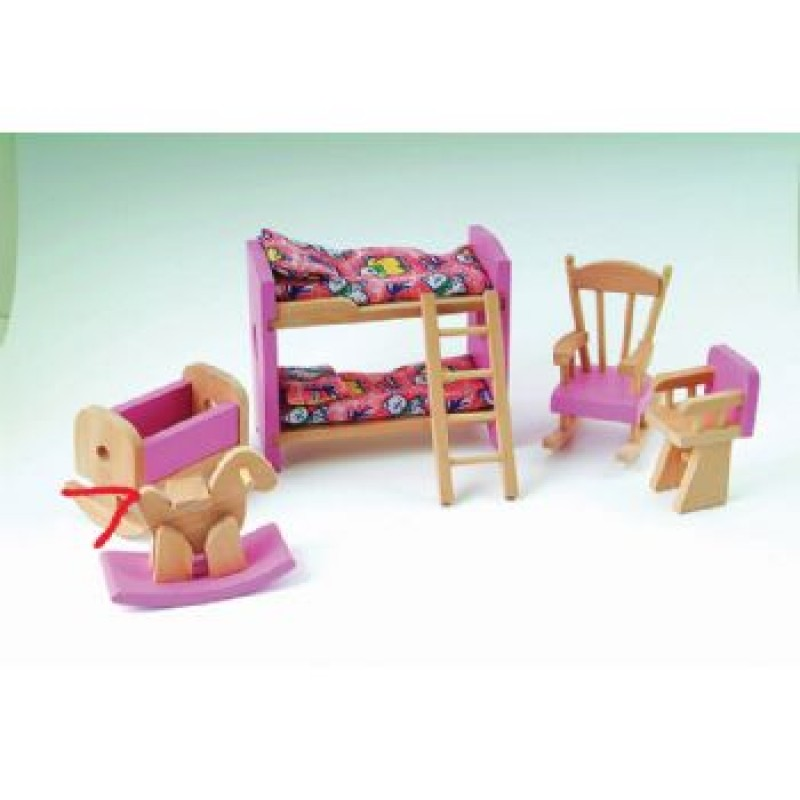 Pink Children's Room Set