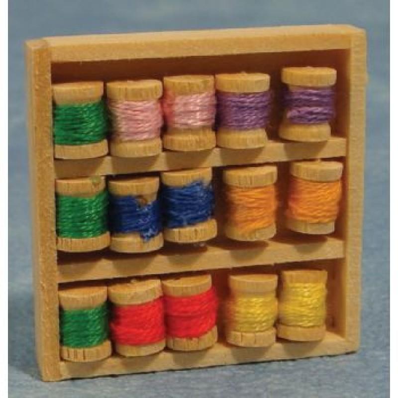 Cotton Spools Box
