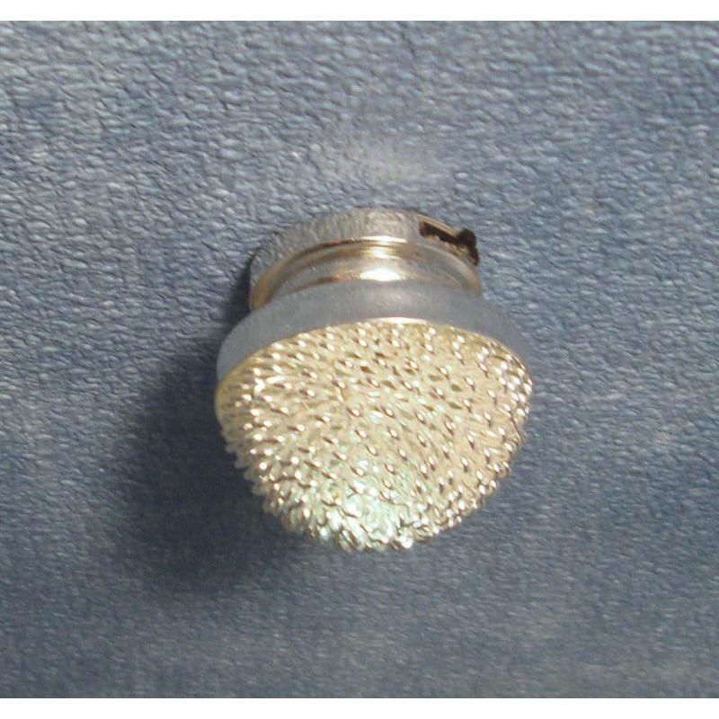 LED Silvered Glass ceiling light