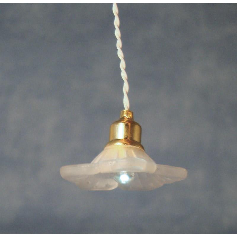 Clear Daisy LED Ceiling Light