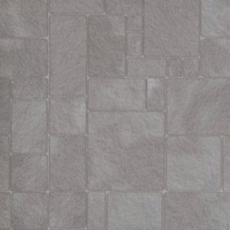 Worn Flagstones Paper 1/24th