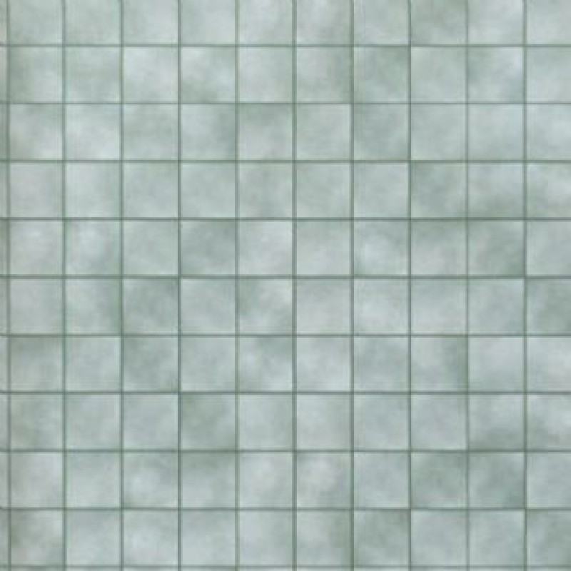 Marble Tiles Green Paper 1/24th