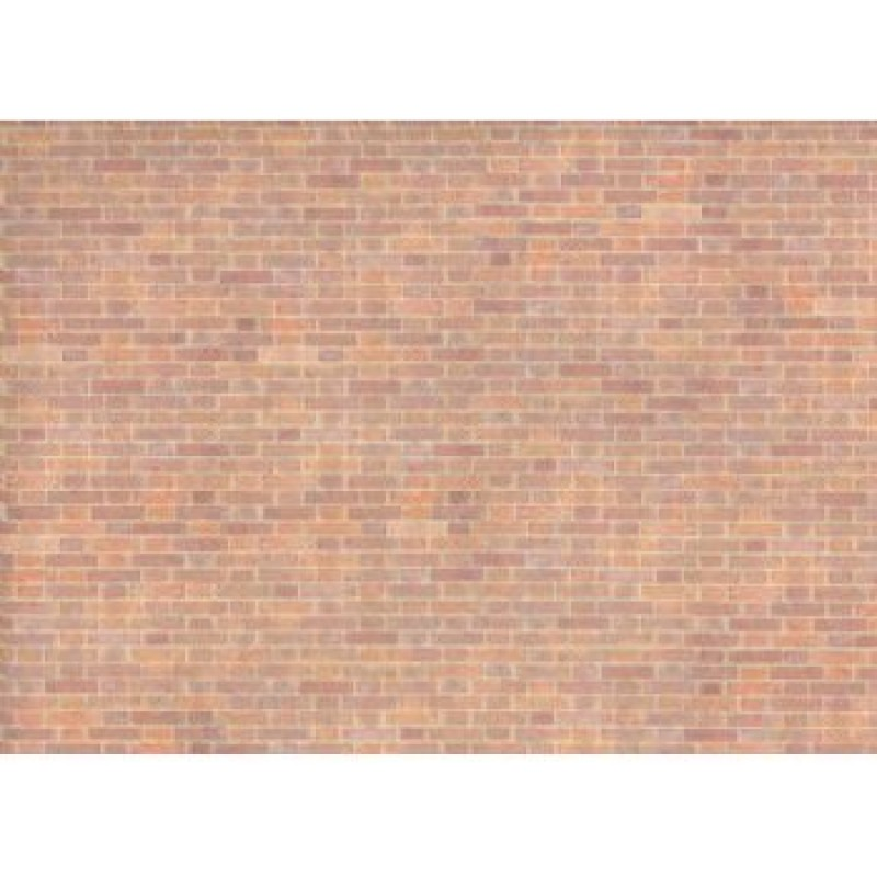 Red Brick Paper 1/24th