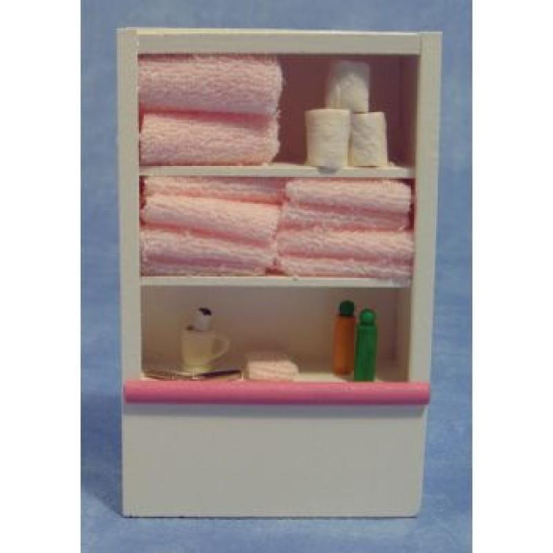 Toiletries and Shelf
