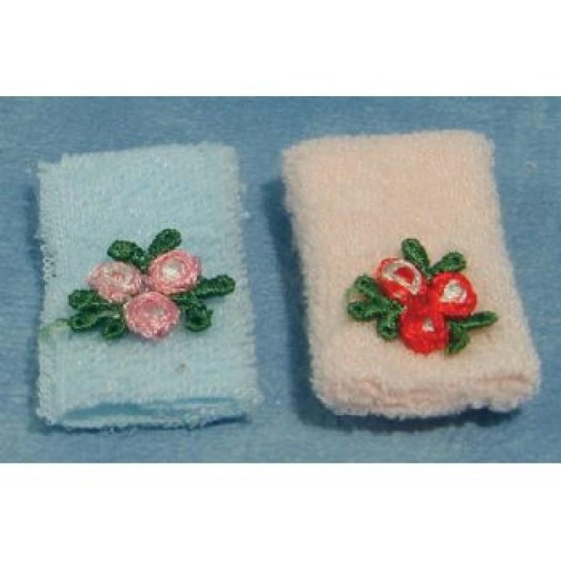 Towels, 2 pieces