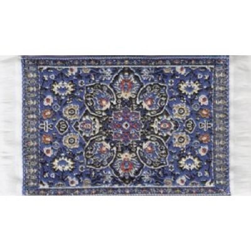 Turkish Carpet Blue
