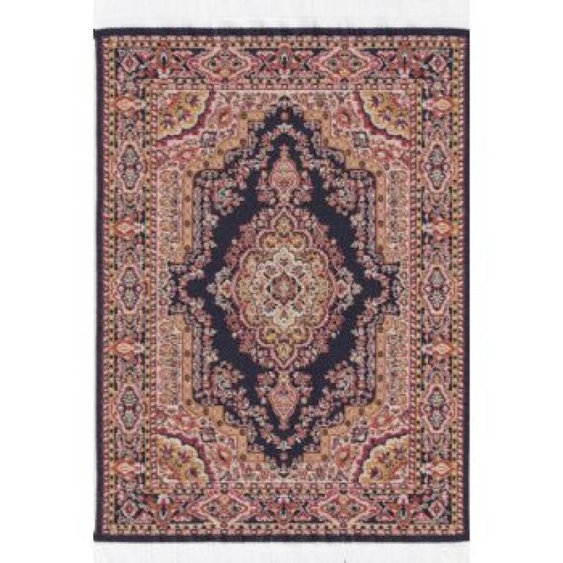 Turkish Carpet Navy