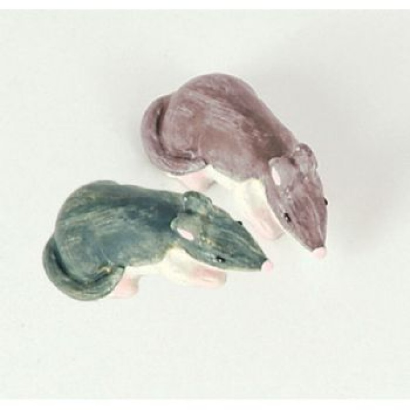 Assorted Mice, 12 pieces