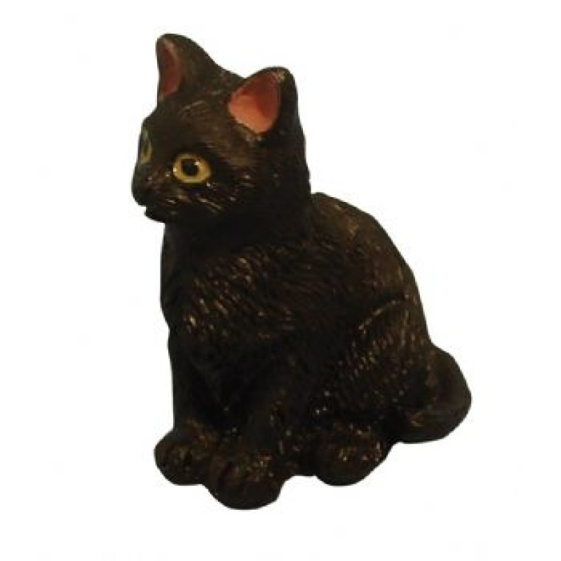 Assorted Black Cats, 5 pack