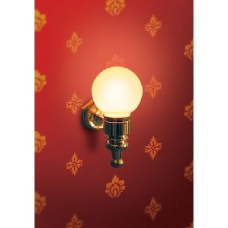Wall Globe Light