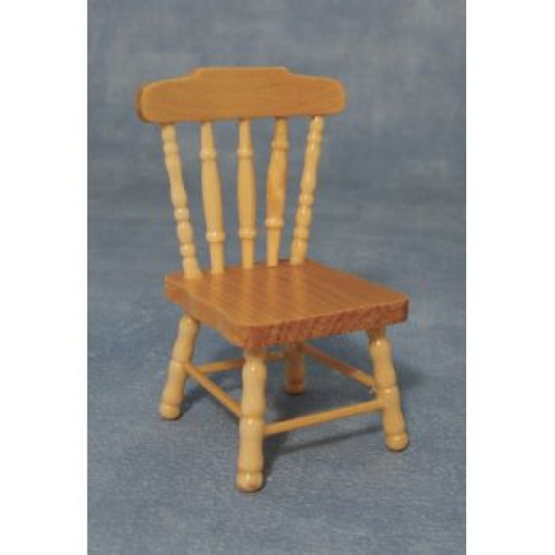 Pine Chairs, 6 pack