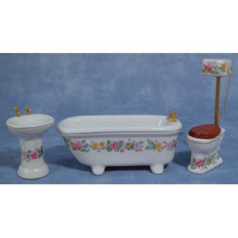 Economy Bathroom Set