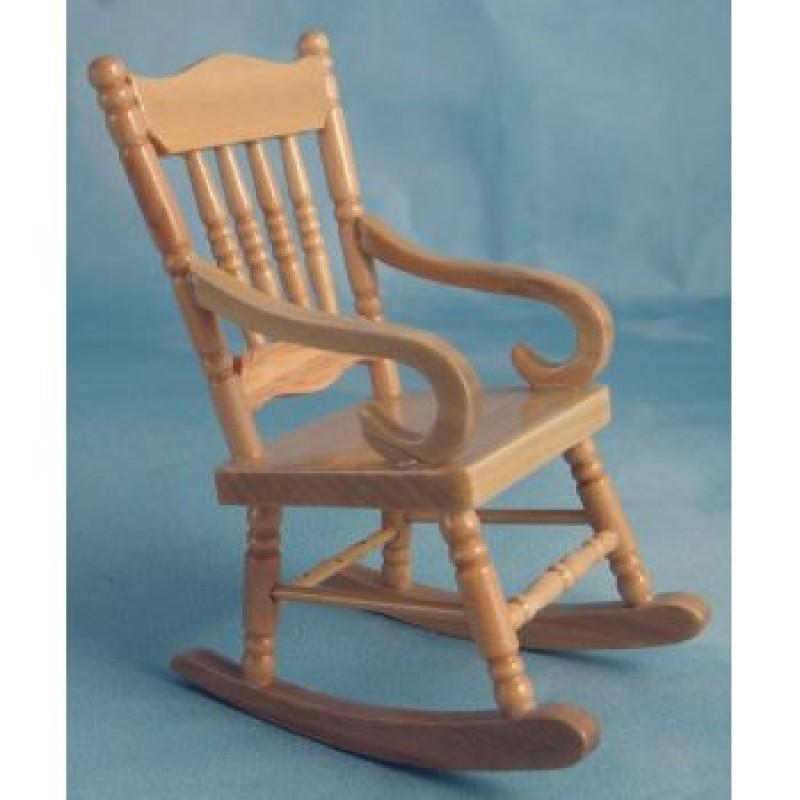 Pine Kitchen Rocking Chair