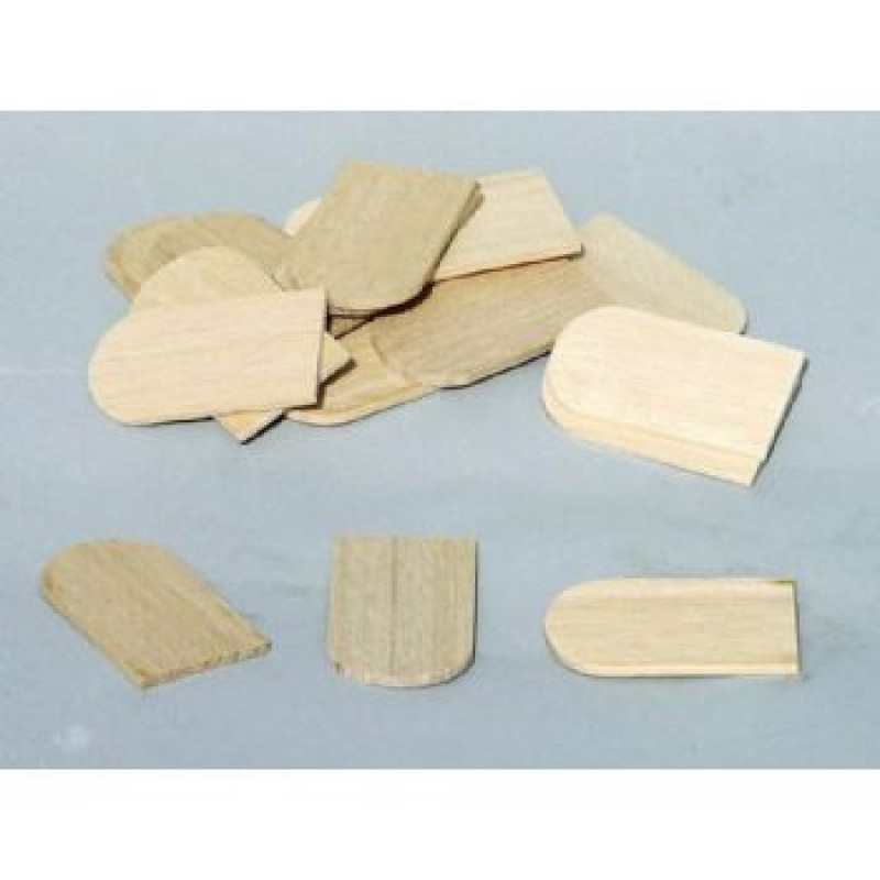 Roof Tiles, 100 pack