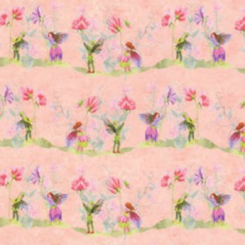 Pink Fairy Paper