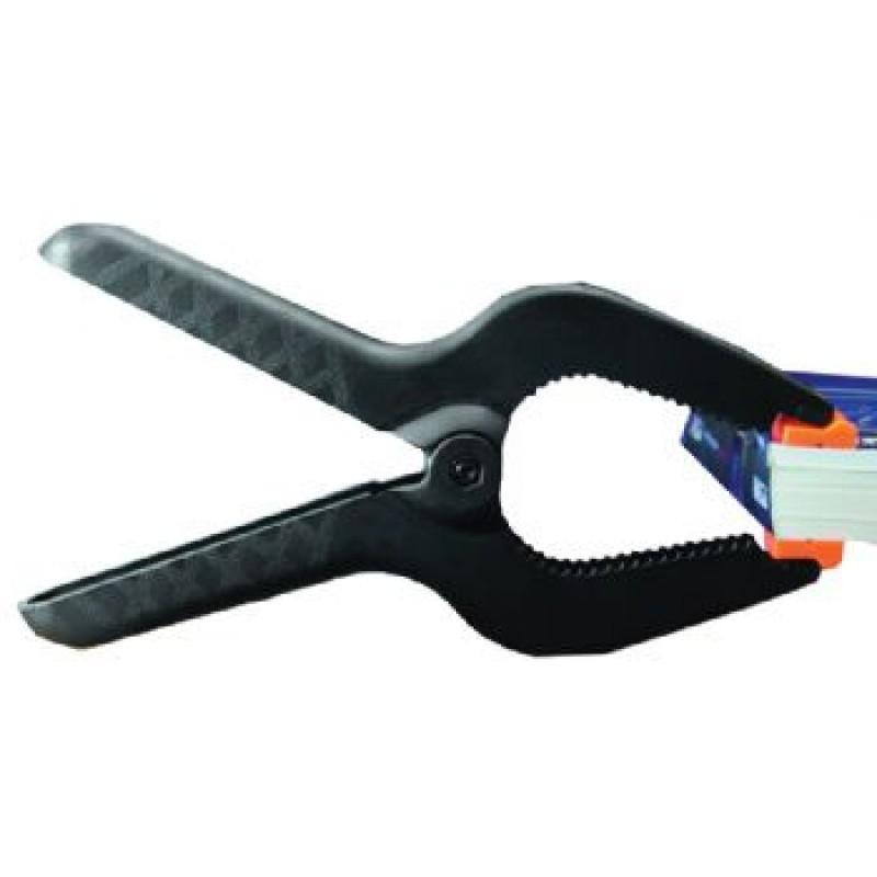 60mm Plastic Clamp, 2 pack