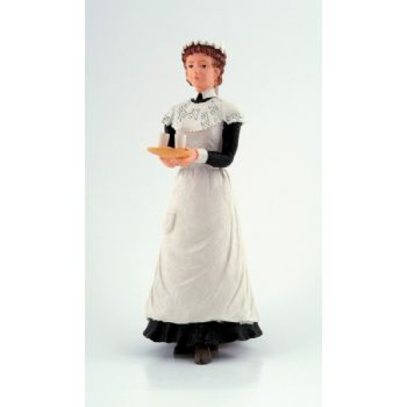 Maid with Tray