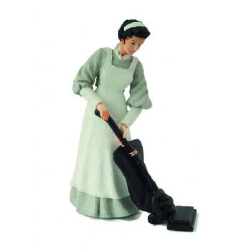 Maid Hoovering