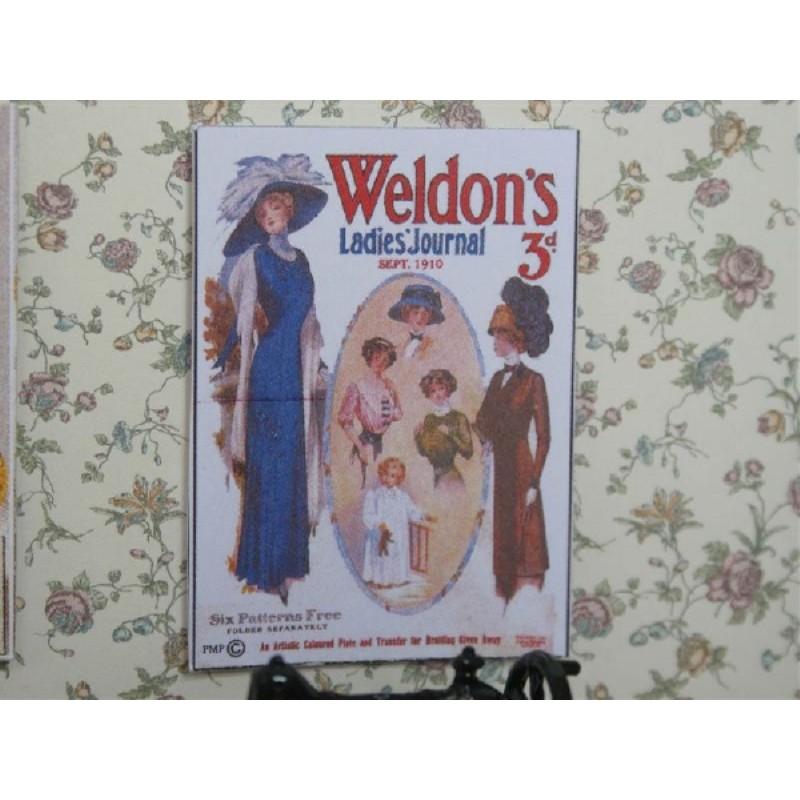 Weldons Poster