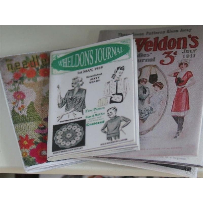 Weldons Journal Only